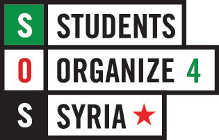 Students Organize For Syria